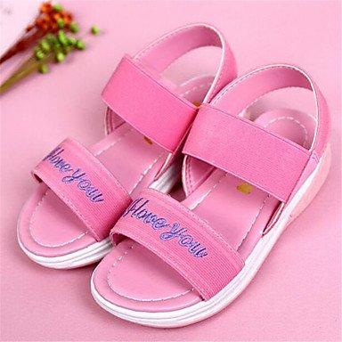 CN40 La Informal Lienzo 5 De Resorte Pu Mujer Confort RTRY Blanco Confort Sneakers US8 UK6 5 EU39 Plano TwBqcdxC