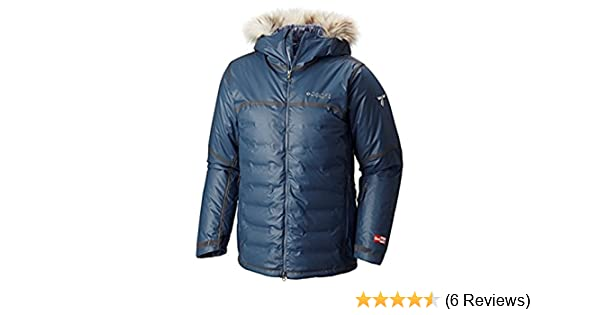 Columbia Mens Outdry Ex Diamond Heatzone Jacket at Amazon Mens Clothing store: