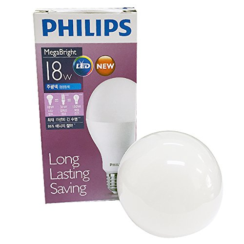 Philips 18w 130w 220v 6500k Mega Bright Led Bulb Lamp