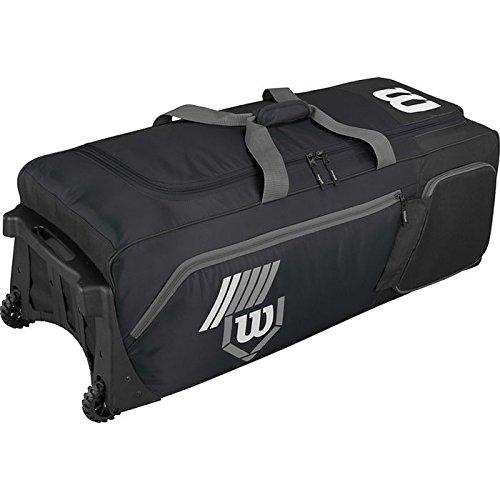 Bags Catchers Bat (Wilson Pudge 2.0 Bag, Black)