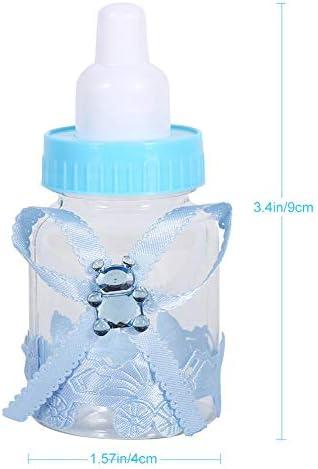 12 stücke Packung Acryl Candy Box Süße Box Baby Shower Hochzeit