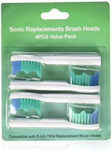 Philips Sonicare HX7022/ HX7023 Eseries Standard Replacement Brush Heads (GEN... (B00GQJJY9W) | Amazon price tracker / tracking, Amazon price history charts, Amazon price watches, Amazon price drop alerts