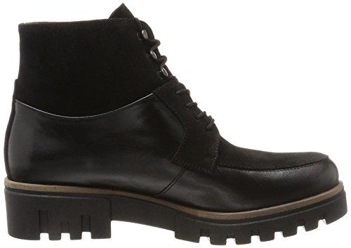 Vitti Love 869-593, Women's Moccasin Boots Black (Black 013)