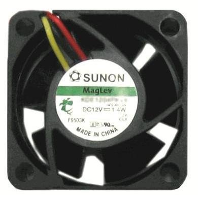 Sunon 40x40x20mm 3 Pin Fan MB40201VX-000U Replacement Fan for Cisco Routers & Switches 891 1811 1803 2811 7301 2950 by Sunon