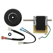 Carrier Inducer Draft Motor Replacement Part + Link To Installation Instructions Replaces 318984-753, 10704, TJ318984-753, AP5634784, 318984753, 323435-730, 321373-712, 321373712, HC21ZE114A and More!