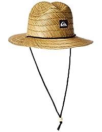 Quiksilver Mens Standard Pierside Slim Straw Hat