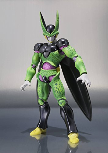 "Bandai Tamashii Nations S.H. Figuarts Cell ""Dragon Ball Z"" Action Figure"