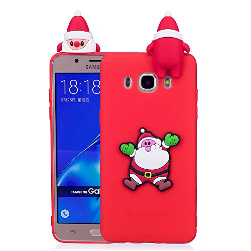 Torubia Samsung Galaxy J5 (2016) J510 Shell,Red Skins Cover, Cool Accessories Accessories Anti-Scratch Protection case Compatible with Samsung Galaxy J5 (2016) J510
