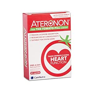 Ateronon Capsules for People with Cholesterol Concerns Pack of 30