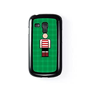 Doncaster Black Hard Plastic Case for Samsung? Galaxy S3 Mini by Blunt Football + FREE Crystal Clear Screen Protector wangjiang maoyi by lolosakes