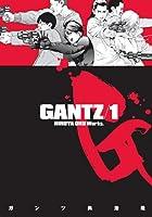 Gantz Volume 1 (英語) ペーパーバック