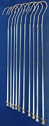 Galvanized Rigid Wire Hangers, 4 strands, 22