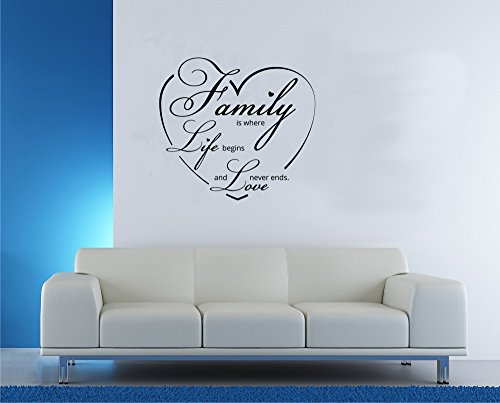 Dequalé | Inspirational Wall Decal Quote -