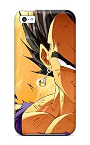 New Super Strong Dbz Vegeta Tpu Case Cover For Iphone 5c