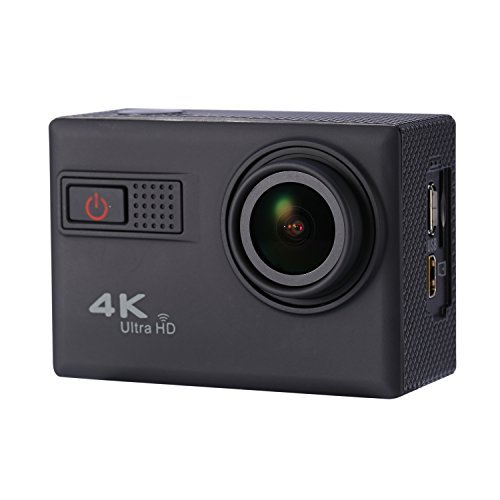 Ultra HD 4K WiFi 16MP Action Camera Sport DVR (Black) - 8