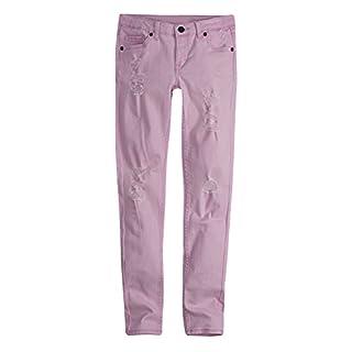 Levi's Girls' Big 710 Super Skinny Fit Color Jeans, Light Lilac, 7 (B06XCHWLYQ) | Amazon price tracker / tracking, Amazon price history charts, Amazon price watches, Amazon price drop alerts