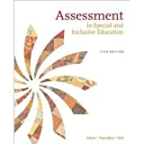 img - for Assessment In Special and Inclusive Education 11e 11th Edition Eleventh Edition By John Salvia James Ysseldyke Sara Bolt U.S. Edition Textbook Copyright 2010 book / textbook / text book