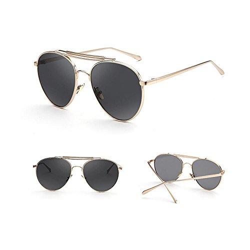 De YQQ Deporte UV Amantes Gafas Anti Gafas 9 Polarizados Vidrios Sol Gafas Sol Conduciendo De 4 HD Unisex Color Moda Gafas Retro Reflejante Anti De rEUU6qx