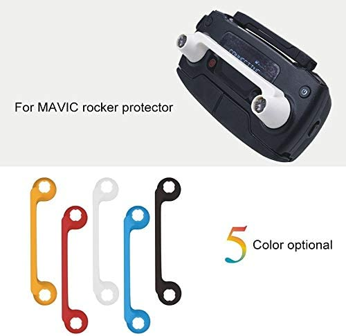 Controller Joystick Protector Holder for DJI Spackage//Mavic Pro Black for DJI Gopro Action Camera Color : White