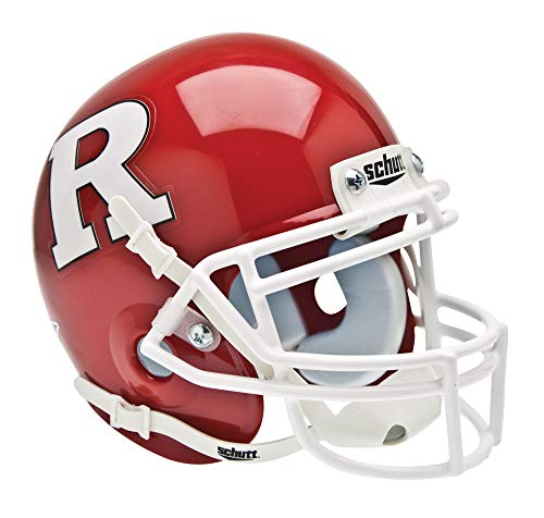 NCAA Rutgers Scarlet Knights Collectible Mini Helmet