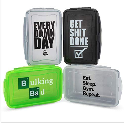 Buy 6 pack meal prep containers
