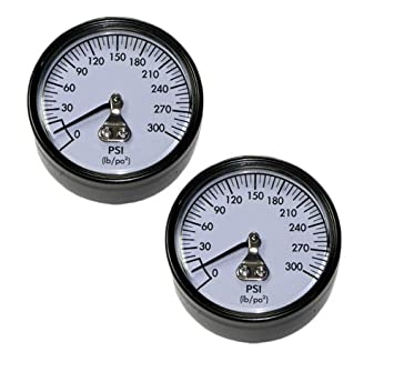 Dewalt D55146 Compressor Replacement Pressure Guage (2 Pack) # A18885-2pk