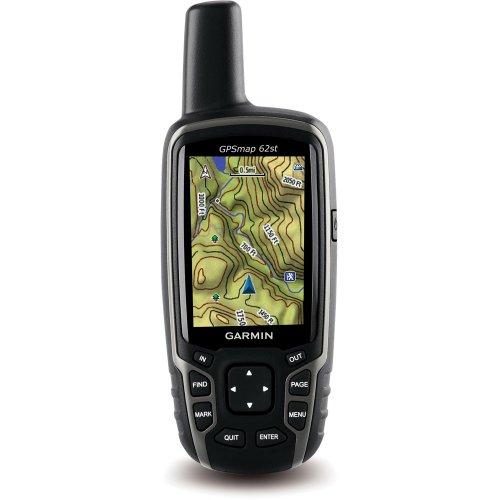 Garmin GPSMAP 62St Handheld Navigator