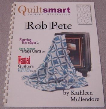 Quilt Smart Rob Pete Printed Interfacing