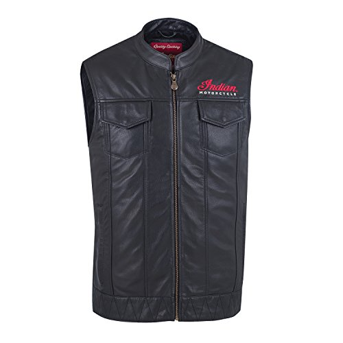 Indian Motorcycle Vest - 8