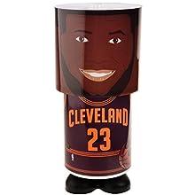 NBA Cleveland Cavaliers Lebron James Unisex James L. #23 Desk Lamp, One Size