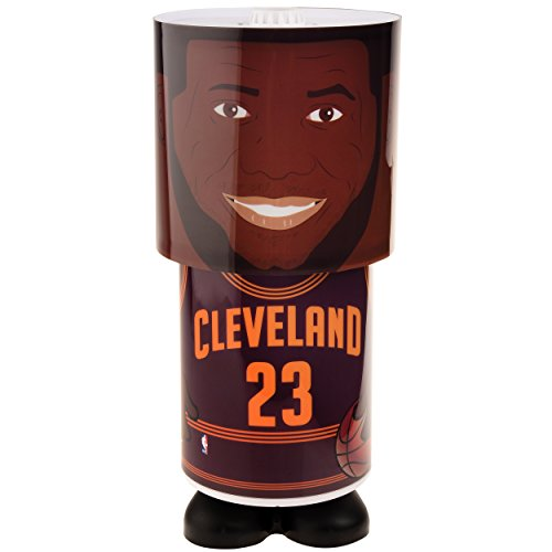 Cleveland Cavaliers James L. #23 Desk Lamp ()