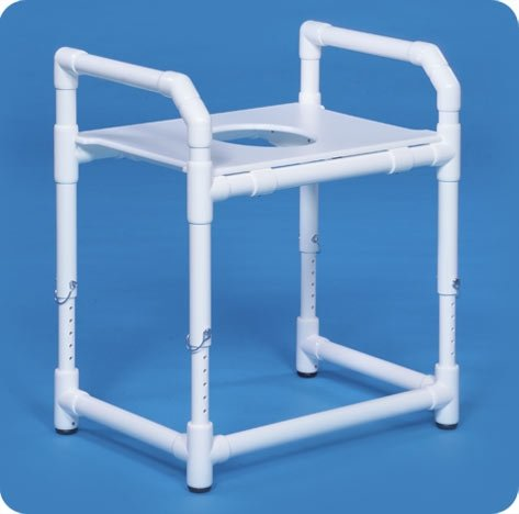 Oversize Toilet Safety Frame - TSF12OS - Without Pail