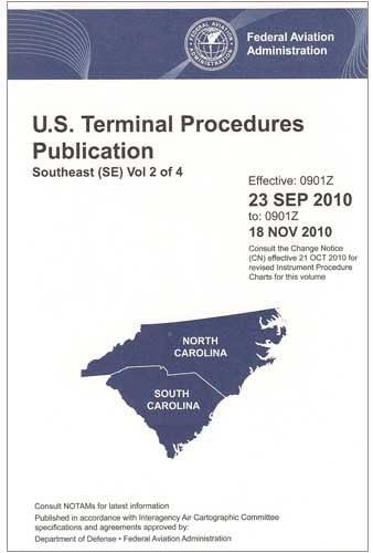FAA IFR Terminal Procedures