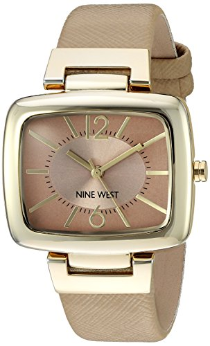Nine West NW 1856NTNT Gold Tone product image