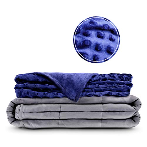 Cheap Weighted Blanket Adult 20 lbs 60x80