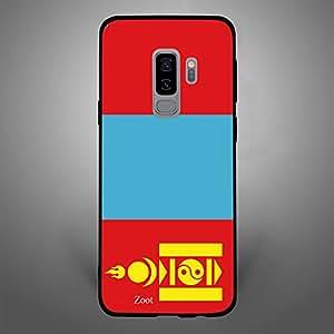 Samsung Galaxy S9 Plus Mongolia Flag