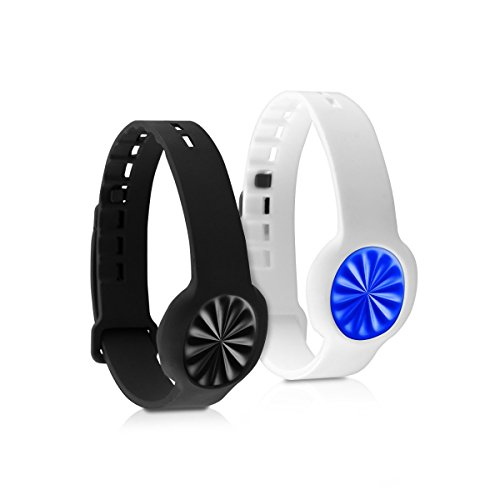 kwmobile 2in1 set bracelet dimensions product image