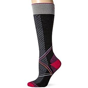 Sockwell Women's Pulse Graduated Compression Socks, Small/Medium, Black