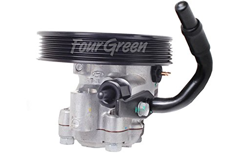 OEM Power Steering Pump for Hyundai 01-06 Santa Fe 2.7L Factory OEM NEW [5710026100] (Hyundai Power Steering Pump compare prices)