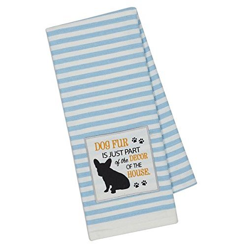 french bulldog kitchen towel - 2
