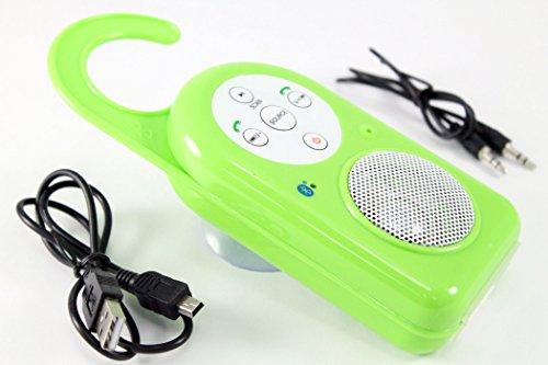 Bluetooth Rechargeable Wireless Speakerphone Bathroom product image