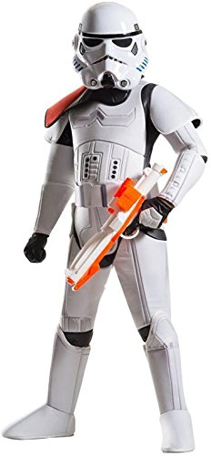 Rubie's Costume Co 620275-M Storm Trooper Child Costume, Medium ()
