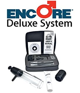 Encore Deluxe Vacuum Therapy System