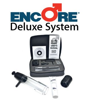 Encore Deluxe Vacuum Therapy System by Encore