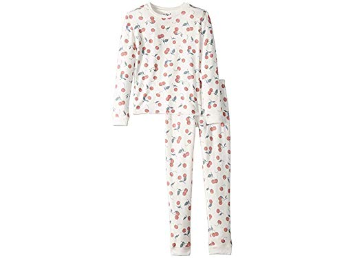 - PJ Salvage Kids Girls' Little Kids Mon Cheri snug fit Jammies Set, 4