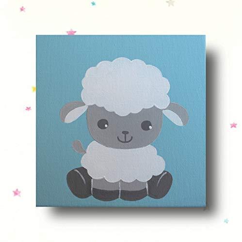 Bilder Kinderzimmer Tiere Bauernhoftiere Schaf Kinderbilder ...