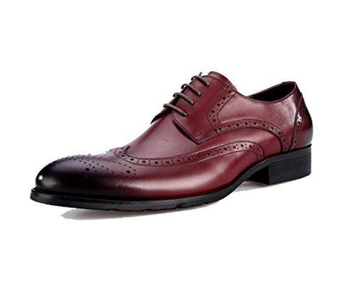 zmlsc Robe Chaussures Hommes Occasionnels Ronde Doux Point Point Sangle Saison Antidérapante Randonnée Plage Cachemire Couleur Sports Red