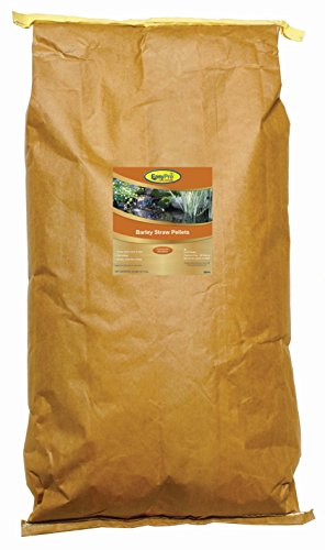 EasyPro Pond Products Barley Straw Pellets, 40 lb ()
