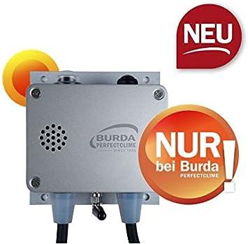 Burda Bluetooth Dimmer f/ür die Steuerung von Infrarotstrahlern aller Marken /über das Handy
