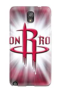 Hot 7057506K295900082 houston rockets basketball nba (71) NBA Sports & Colleges colorful Note 3 cases